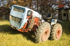 трактор фермы Стоковые Фото