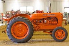 Трактор фермы Allis-Chalmers модельный WF Стоковые Фотографии RF