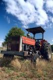 трактор Стоковое Фото