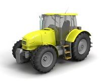 трактор Стоковое Изображение