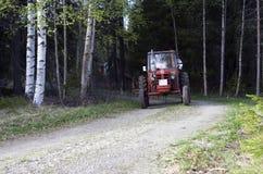 трактор Стоковые Изображения RF