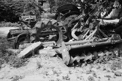 трактор 2 Стоковая Фотография RF