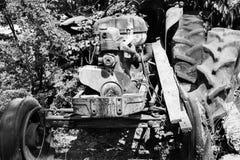 Трактор 3 Стоковые Фото