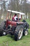 трактор Стоковые Изображения