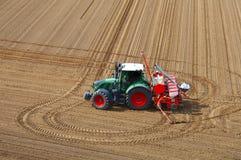 трактор Стоковые Фото