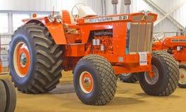 Трактор D-21 Allis-Chalmers модельный Стоковое Изображение