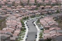 тракт снабжения жилищем Стоковое фото RF