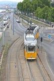 Трамвай Будапешт Стоковое Изображение RF