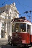 Трамвай Лиссабона Стоковые Фотографии RF