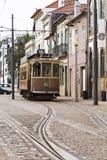 Трам в Porto Стоковая Фотография