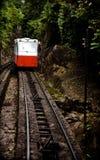трам обслуживания горы Стоковое Изображение
