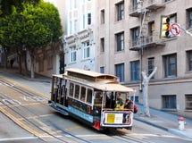 Трам Сан-Франциско Стоковая Фотография