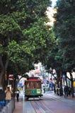 Трам Сан-Франциско Стоковые Изображения