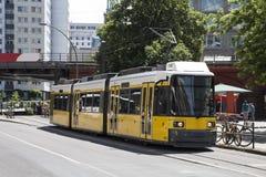 трам berlin стоковые фото