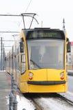 трам budapest Стоковая Фотография