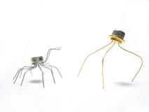 транзисторы Стоковая Фотография
