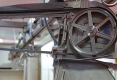Транспортер ролика Стоковое Изображение RF