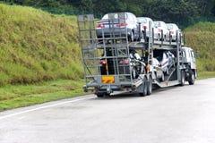 транспортер motorcar Стоковое фото RF