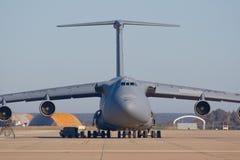 транспортировать самолета Стоковые Фото
