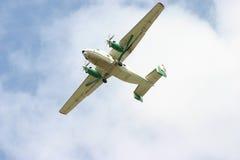 транспортировка самолетами Стоковая Фотография