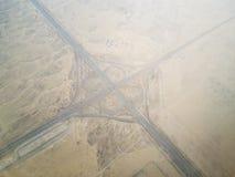 Транспортная инфраструктура Стоковая Фотография RF