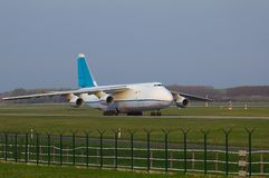 Транспортный самолет Стоковые Фотографии RF
