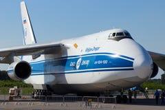 Транспортный самолет Antonov 124 Стоковые Фотографии RF