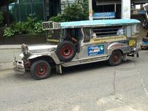 Транспорт в Маниле Стоковое Фото