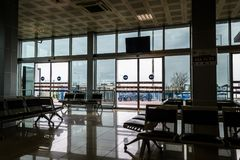 Транспорт Марины и моря Pendik - Турция Стоковые Фото