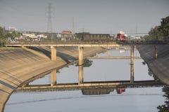 Транспорт Таиланда Стоковая Фотография RF