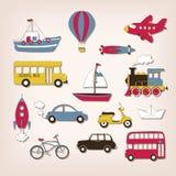 Транспорт Стоковое Изображение