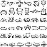 Транспорт Стоковые Изображения