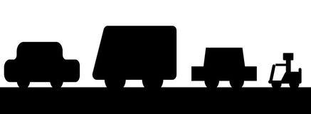 Транспорт Стоковая Фотография