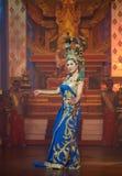 транссексуал выставки представления tiffany Стоковое Изображение RF