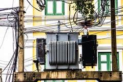 трансформаторы стоковая фотография rf