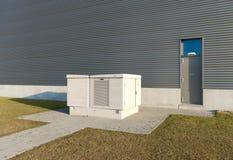 трансформатор дома стоковое фото rf