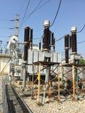 Трансформатор напряжения тока Стоковое Изображение RF