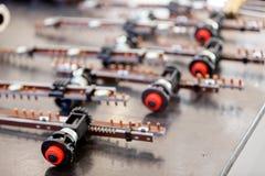 Трансформатор производства Стоковое Изображение RF