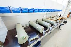 Трансформатор производства Стоковая Фотография RF