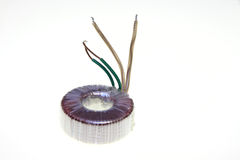 трансформатор торуса Стоковое Изображение RF