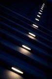 Трап в темноте с освещением Стоковые Фотографии RF