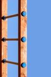 трап деревянный Стоковые Изображения RF