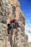 трасса альпиниста Стоковое Изображение RF