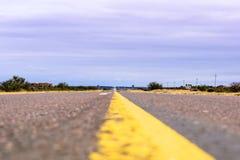 Трасса 3 на Аргентине Стоковая Фотография RF