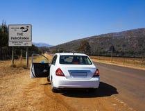 Трасса панорамы, провинция Мпумалангы, Южная Африка стоковые фото