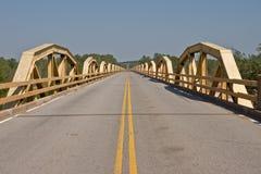 трасса пониа 66 мостов Стоковая Фотография RF