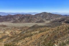 Трасса соединения апаша сценарная, Аризона Стоковая Фотография RF