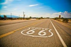 Трасса 66 Стоковые Изображения