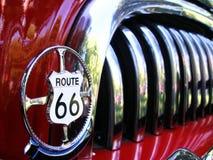 трасса 66 Стоковые Фотографии RF