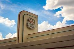 трасса 66 Стоковые Фото
